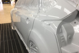 Ongoing Body Repair